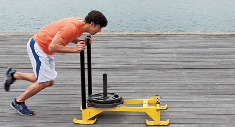 The BEST Athletes useSleds